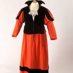 Tudor Lady's costume