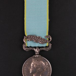 Crimean War medal
