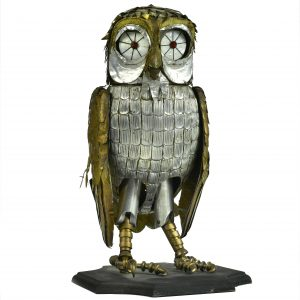Bubo the Owl, from Clash of the Titans