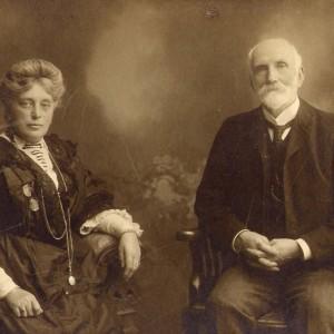 Thomas and Helen May of Valence House