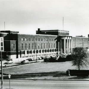 Dagenham Civic Centre circa 1970 to 1975