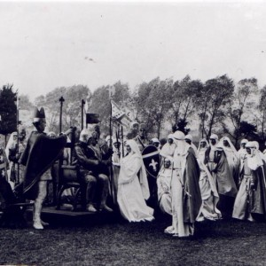 Barking Pageant in 1931