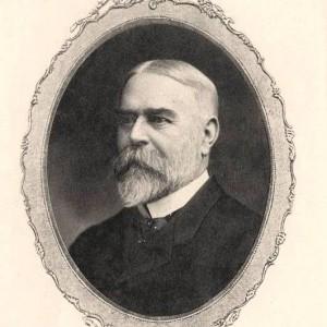 Portrait of Herbert C Fanshawe.