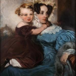 Fanshawe Family portrait