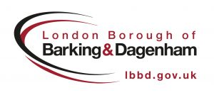 logo of London Borough of Barking and Dagenham
